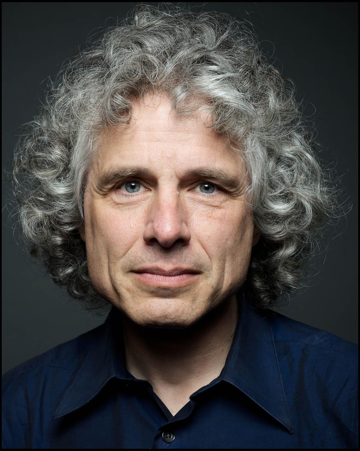 Steven Pinker (Foto: Max S. Gerber.  Hentet fra www.stevenpinker.com)
