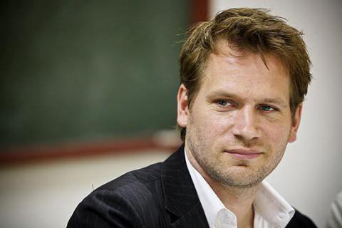 John Freeman (Foto fra orbooks.com)