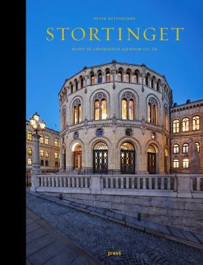 Stortinget. Huset på Løvebakken gjennom 150 år av Peter Butenschøn